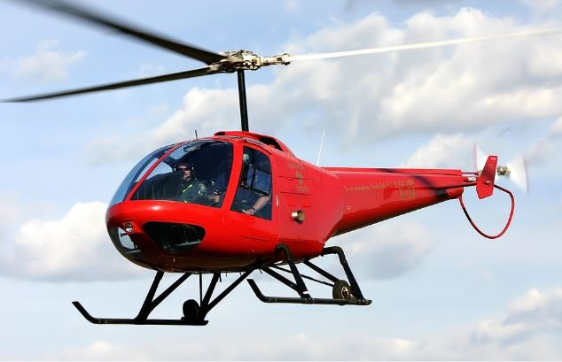 Enstrom F-28 Light Utility Helicopter