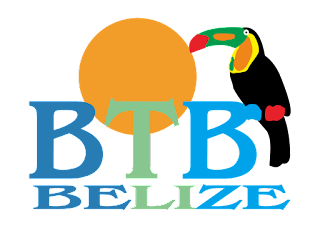 BTB Belize Logo Vector