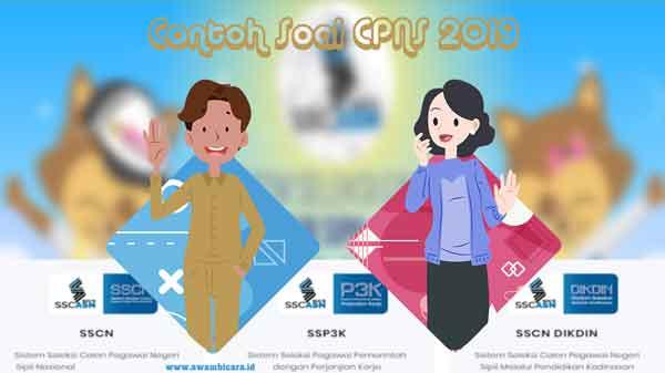 Contoh Soal Tes Cpns 2018 Beserta Pembahasannya Update Juli