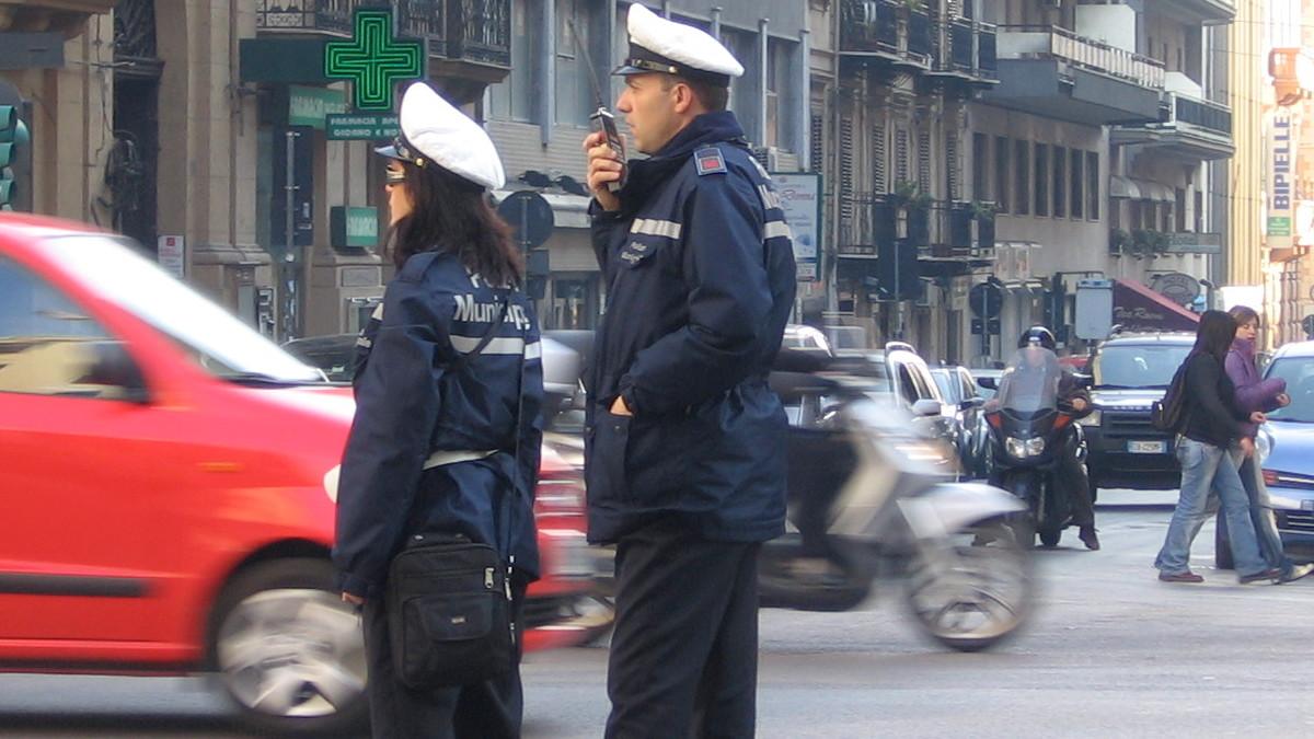 30 Vigili urbani entrano in servizio a Catania
