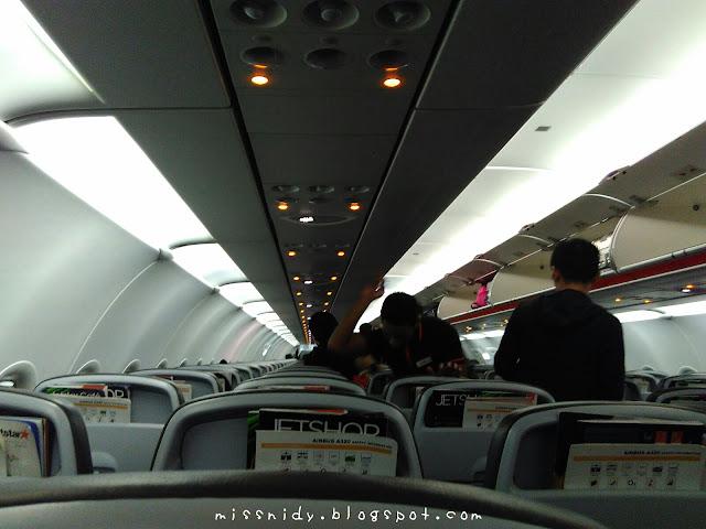 pengalaman naik jetstar
