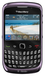 T-Mobile BlackBerry Curve 3G 9300 now available