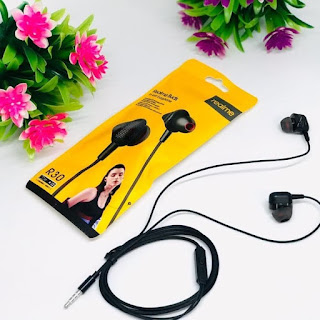Handsfree Realme Buds R30 In-ear Earphone RMA101 Sound Quality