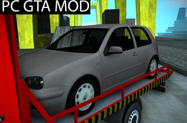 Free Download 2010 Mercedes Sprinter - Platforma auto Mod for GTA San Andreas.
