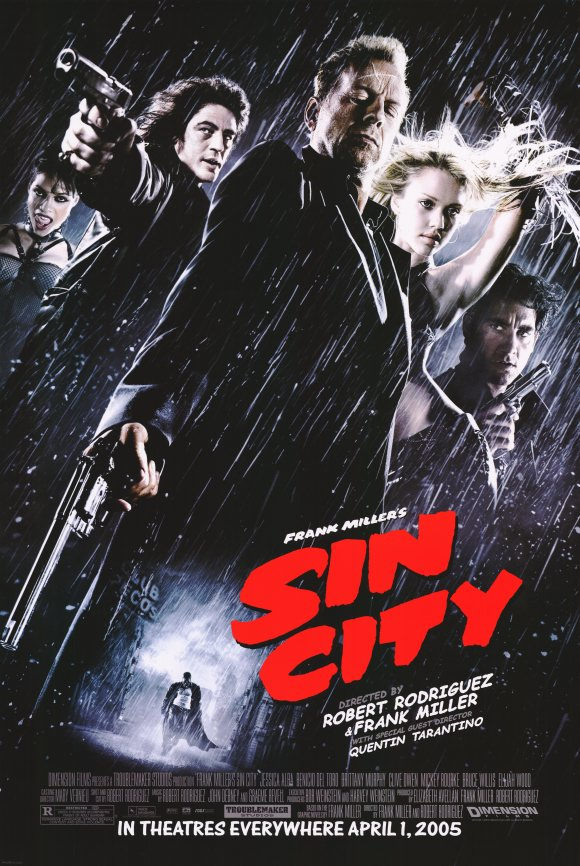 Sin City 2005 English Movie Bluray 720p With Bangla Subtitle