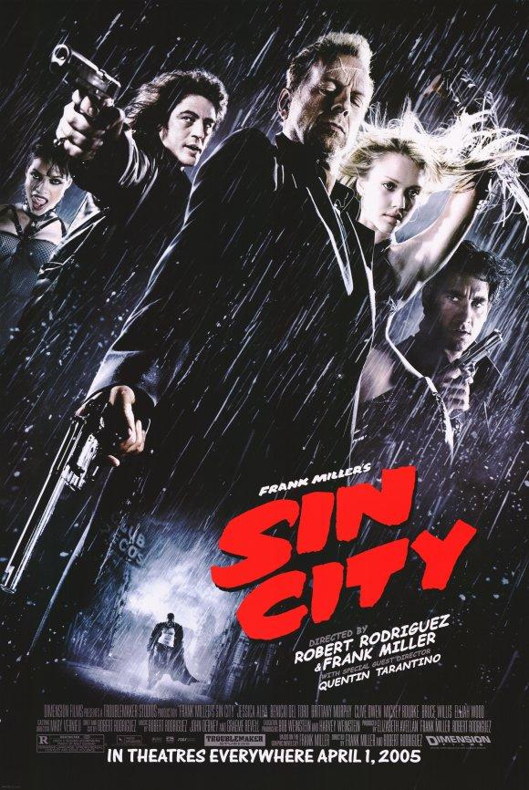 Sin City 2005 English Movie Bluray 720p With Bangla Subtitle