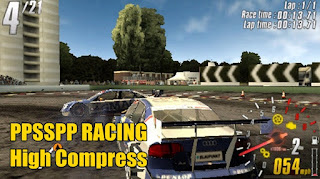 10 Game Balap PPSSPP Racing Terbaik Highly Compressed
