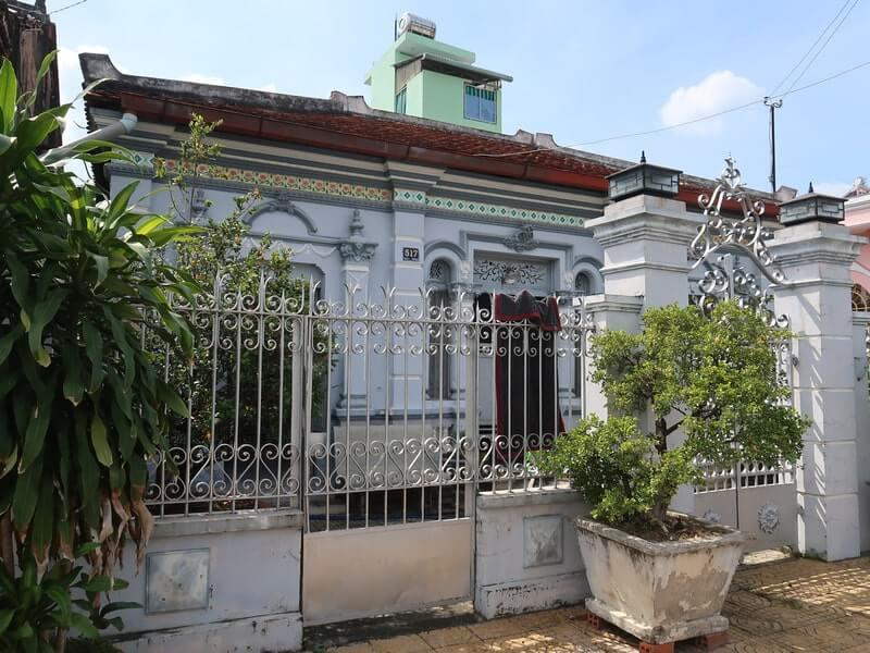 Nhà cổ trên đường Nguyễn Huệ Sa Đéc