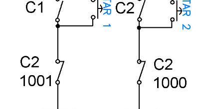 Elektro09: membuat ladder diagram berdasarkan wiring diagram