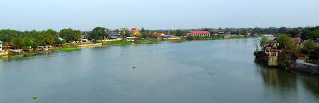 Chao Phraya River delta