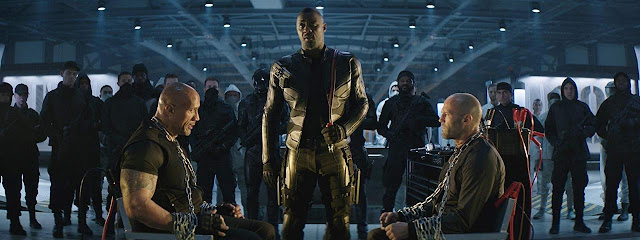Dwayne Johnson Jason Statham Idris Elba David Leitch | Fast & Furious Presents: Hobbs & Shaw