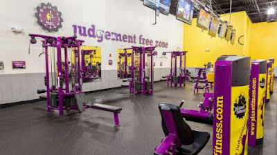 Cardio Equipment at Planet Fitness