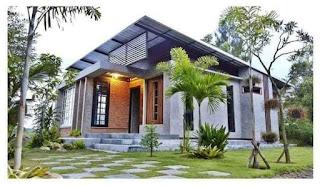 Inspirasi Desain Rumah Modal 50jt