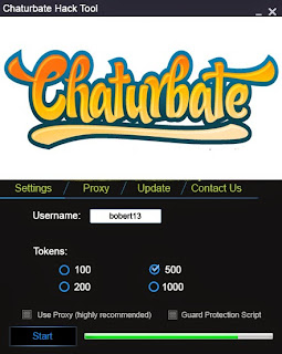 Chaturbate home