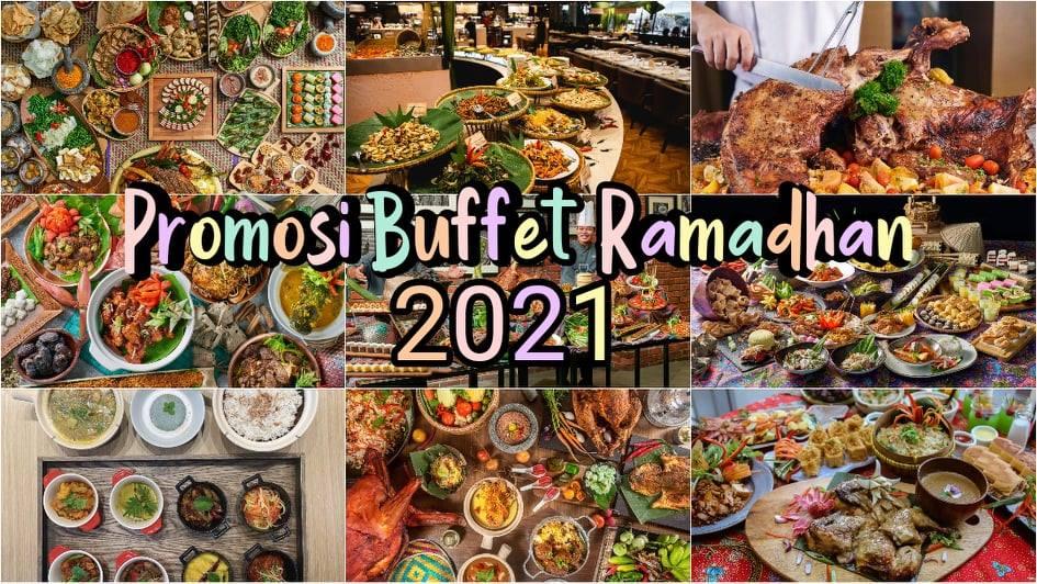 Promosi buffet ramadhan 2021