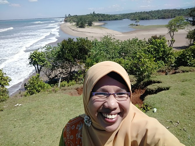 Padang Betuah, Pertemuan Sungai dan Laut yang Indah