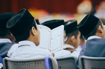 Proses Pembentukan Kepribadian Muslim