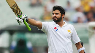 Azhar Ali First Batsman who Scored triple century in Day-Night Test
