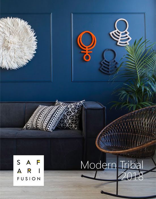 Safari Fusion blog >< [In store] Modern Tribal 2018 collection | Just in >> a curated collection of African objects, fine art photography, baskets and felt art by Safari Fusion| Image © Safari Fusion