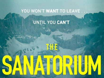 Book Review   The Sanatorium by Sarah Pearse