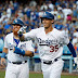 Hits Walk-off Hr, Dodgers Beat Cards 3-1
