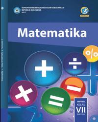 Buku Matematika Siswa Kelas 7 k13 2017 Semester 2
