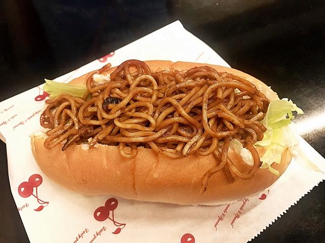 炒麵沙威瑪-蓁愛家素食坊~新莊素食宵夜好地方