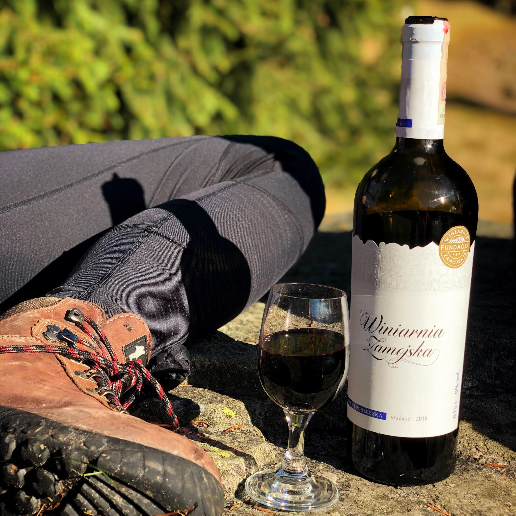 Owocowe wina z polskiego Roztocza - Winiarnia Zamojska