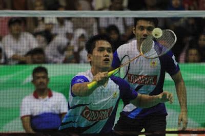 Final Malaysia Masters Grand Prix Gold