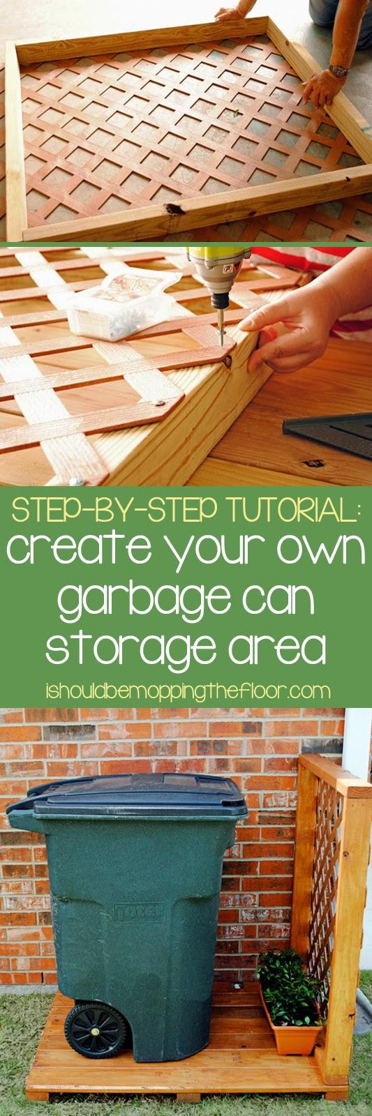 Dumpster Storage