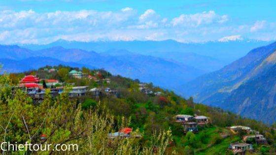 Pakistan a Tourist Country