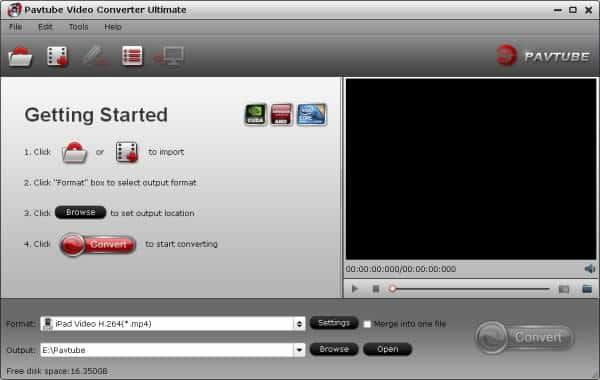 Cara Convert Video 4K ke Semua Format dengan Mudah - Pavtube Video Converter Ultimate