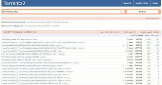 Torrentz2 - Situs Download Toorent Terbaik Saat Ini