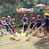 Rafting Seru di Sungai Lolong Pekalongan