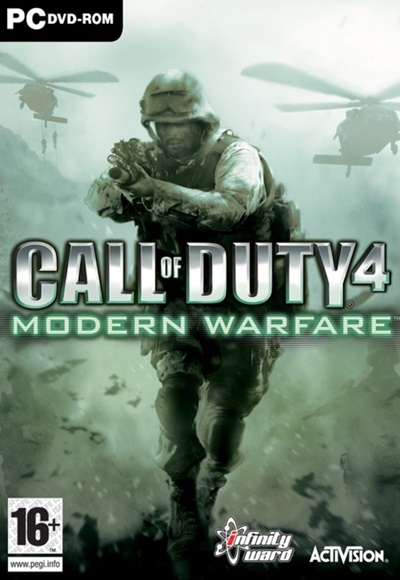 โหลดเกมส์ Call of Duty 4: Modern Warfare