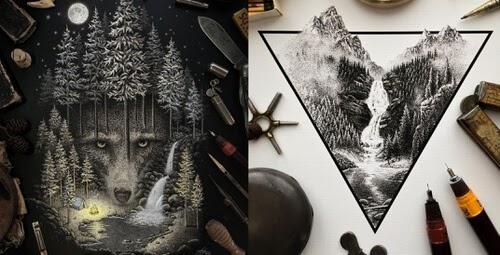 00-Nature-Drawings-Nicholas-Baker-www-designstack-co
