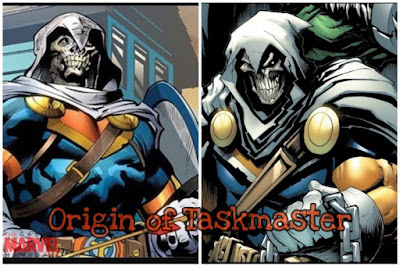 Origin Of Taskmaster In Marvel Black Widow Movie Explained
