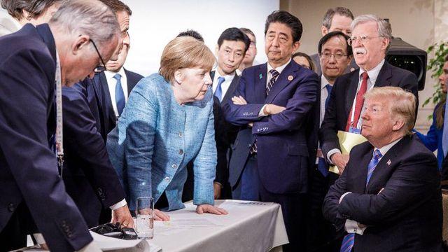 Меркель відреагувала на ідею Трампа повернути Росію до G8