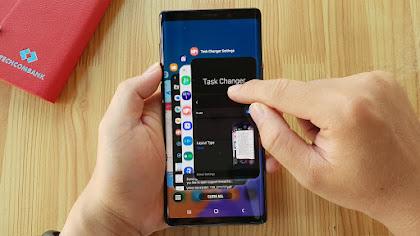 Cách thay đổi hiệu ứng đa nhiệm trên điện thoại Samsung