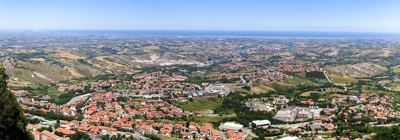 Cidade de San Marino | San Marino