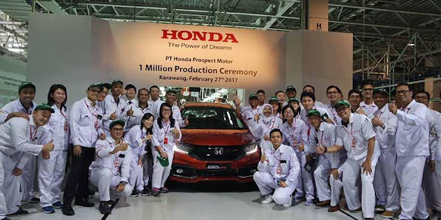 Image result for REKRUTMENHonda Motor INDONESIA