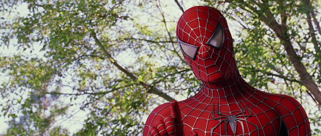 Spider-Man 2 (2004) Dual Audio Hindi 720p BluRay