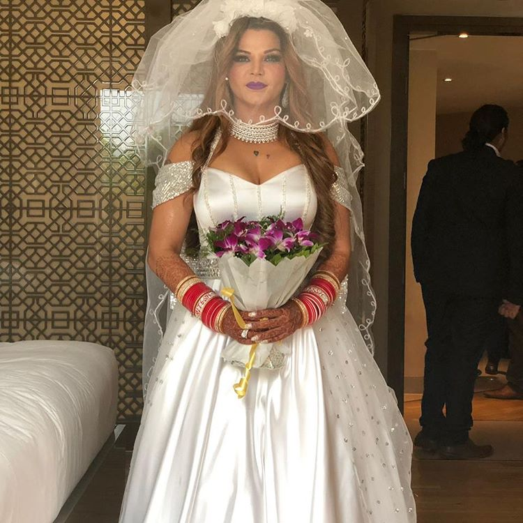 Rakhi Sawant Marriage Photos