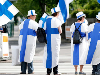 Finland Educated Countries