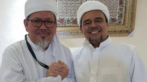 Turut Berduka, Rizieq Sebut Tengku Zul Telah Raih Kemenangan Menggapai Surga, Netizen: Mau Nyusul?
