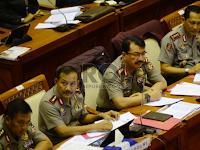 Gelar Raker Dengan Kapolri, DPR Bahas Aksi 411 Hingga Makar