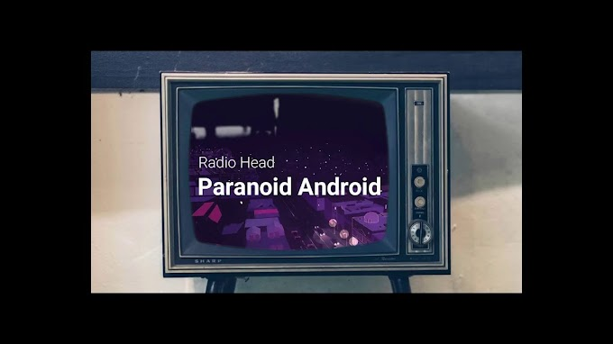 Radiohead - Paranoid Android Covered by Ridvan Maulana