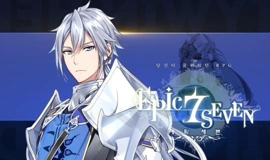 """""""Epic Seven"""" em inglês, RPG mobile de turnos dos criadores de """"Lost Ark"""", tem data de lançamento confirmada"""