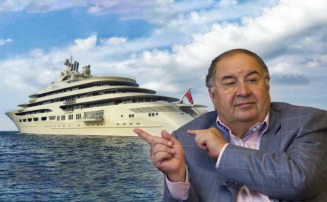 Миллиардер Алишер Усманов: как не бедствует российский олигарх