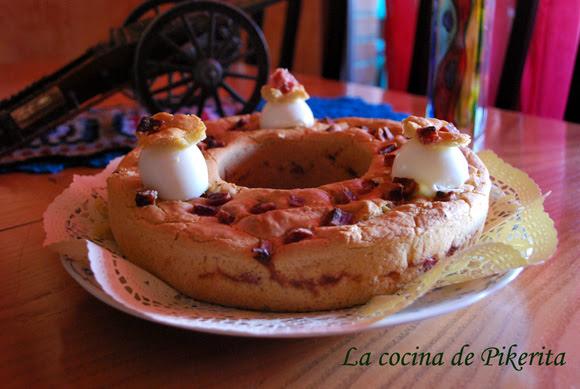 Casatiello Napolitano - Cooking Challenge